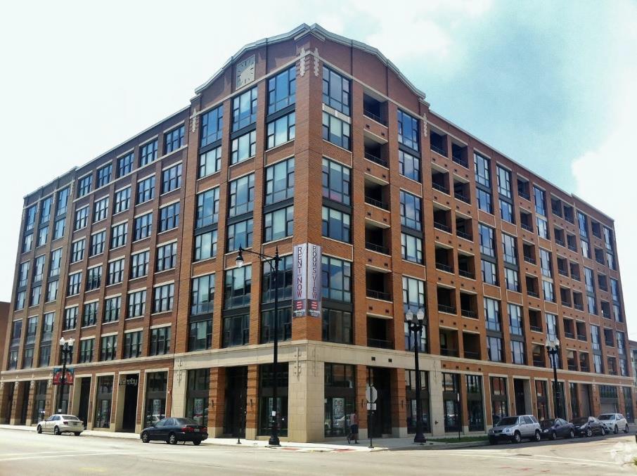 2300 S Michigan building