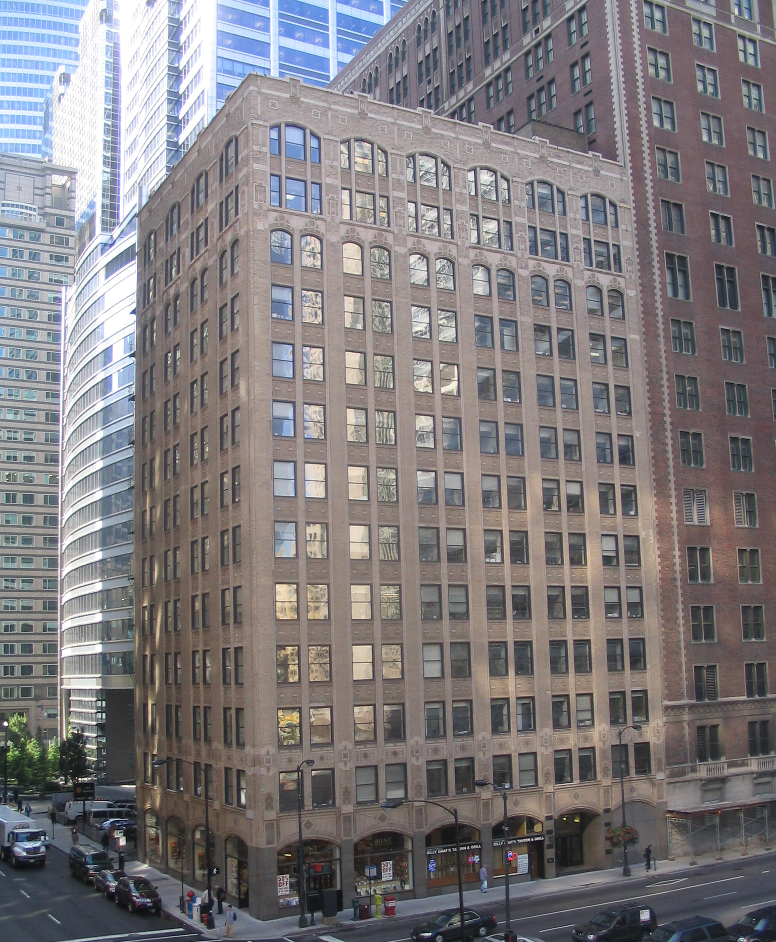 309 W Washington building