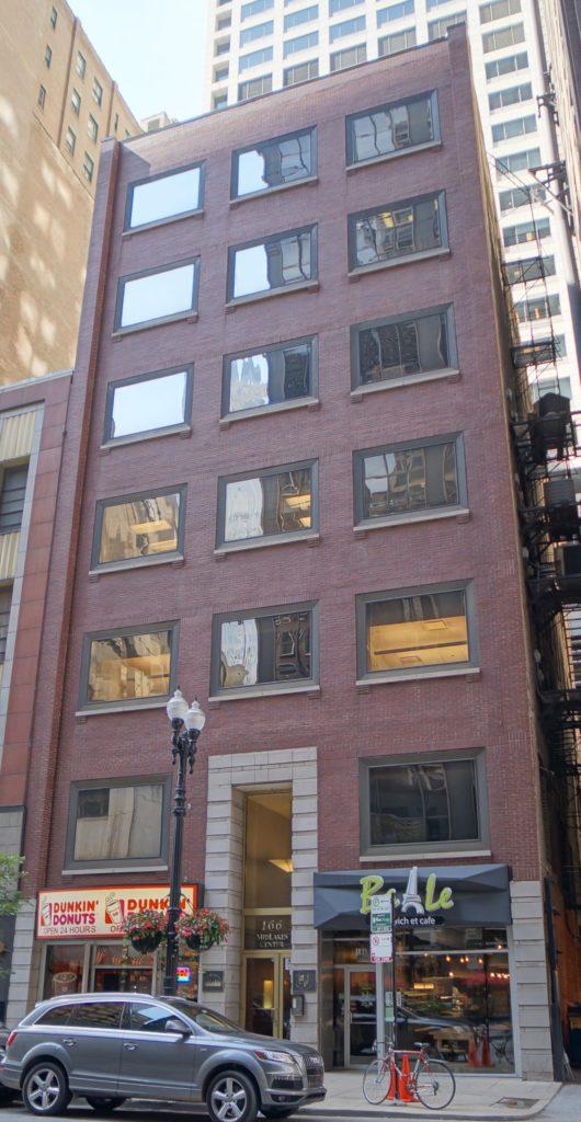166 W Washington building