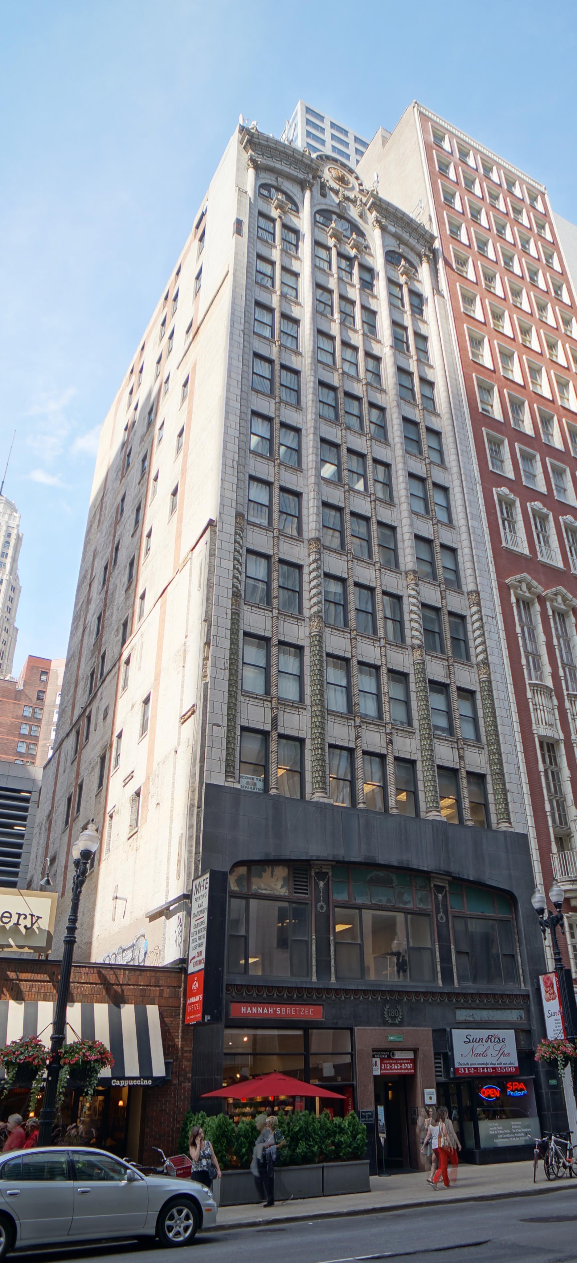 180 W Washington building