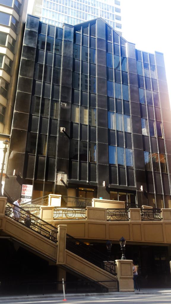 160 E Grand building