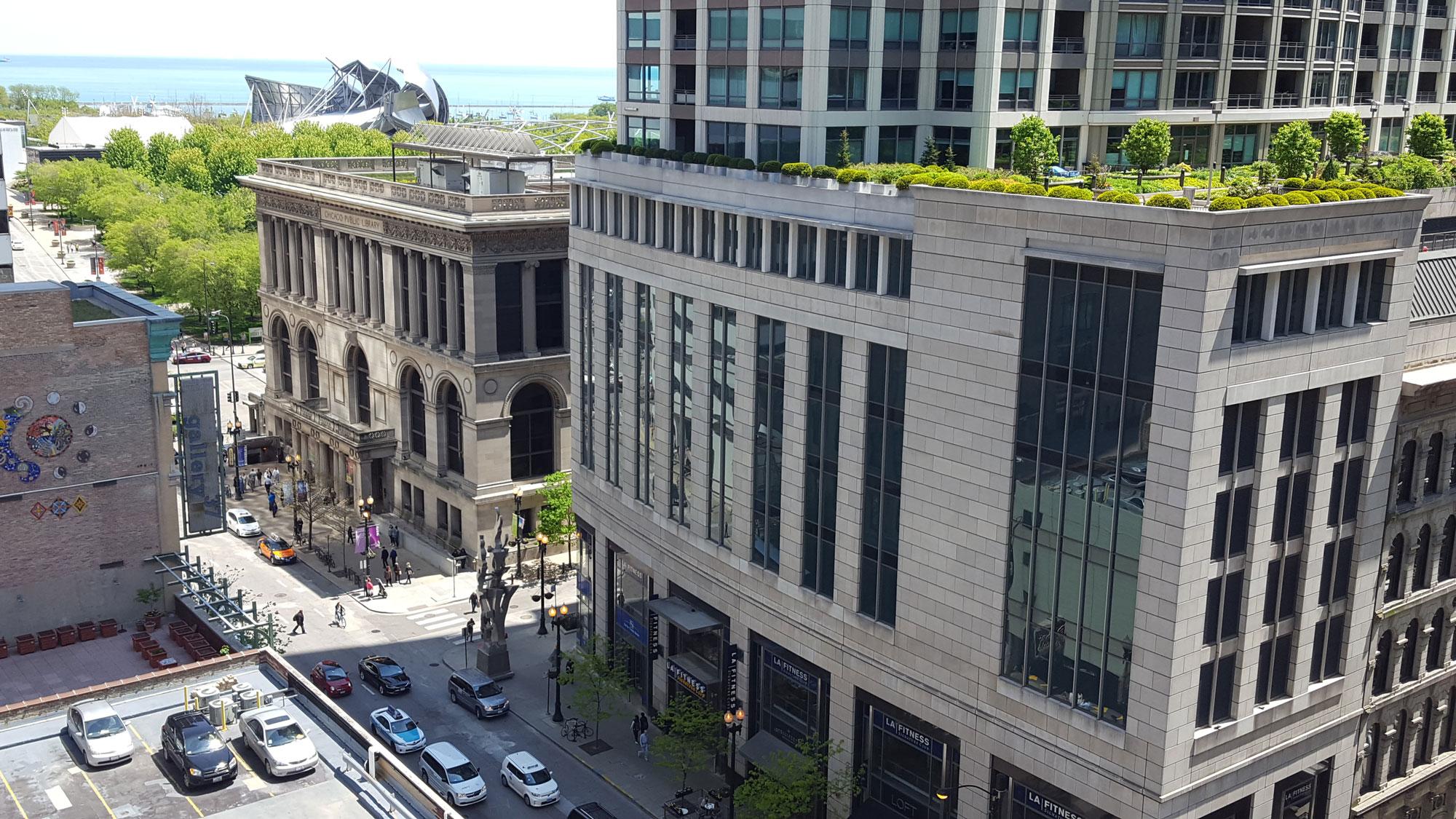 55 E Randolph building