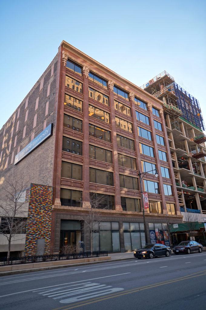 819 S Wabash building