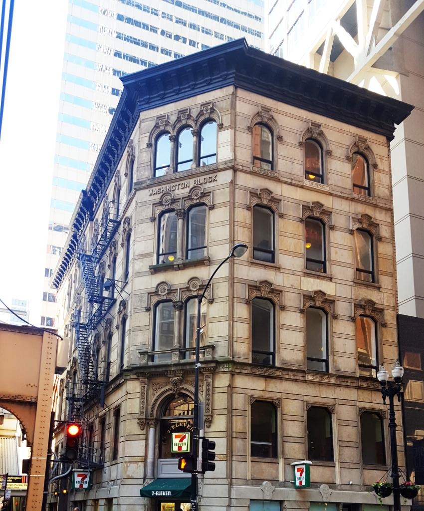 40 N Wells building